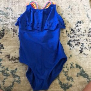 Adorable very good condition girls swimsuit